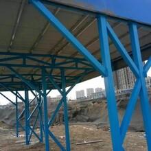 標準化鋼筋棚建筑鋼筋加工棚鋼筋防護棚圖片