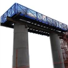 橋梁施工平臺長方形蓋梁平臺建筑平臺圖片