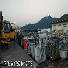 (杨浦二手变压器回收)杨浦电缆线回收图片