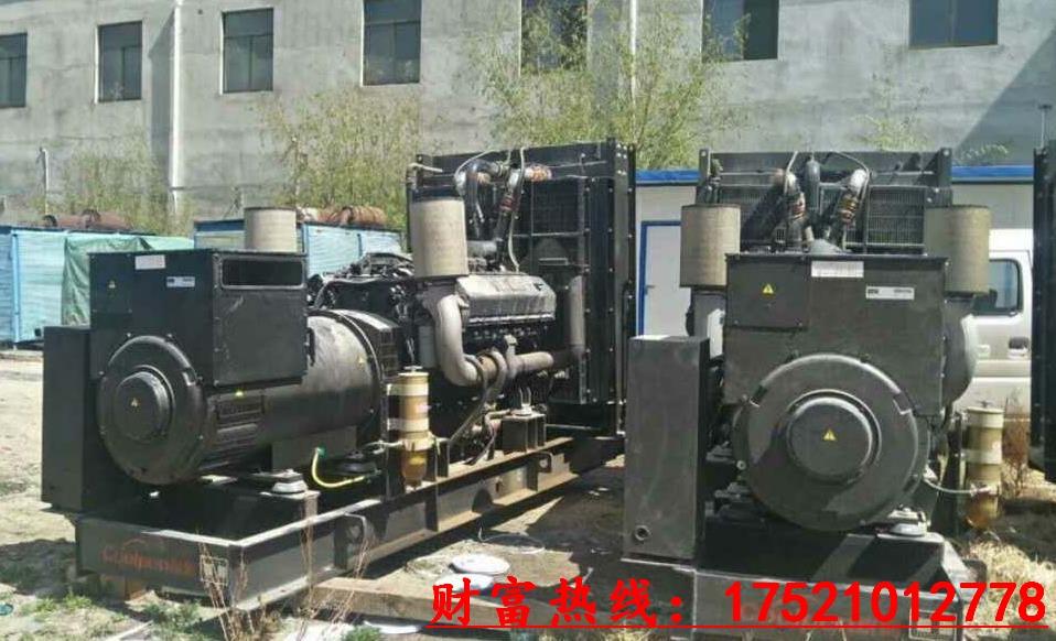 清河回收柴油发电机采购计划