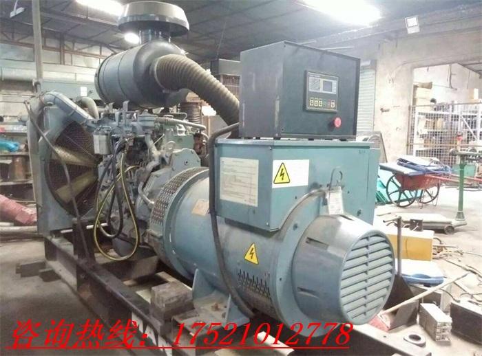 扬中市回收柴油发电机高价回收