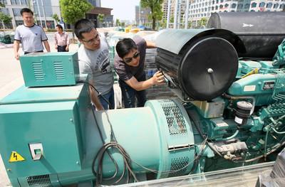 青浦区回收发电机(进口发电机回收网站)