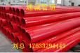 莆田市涂塑鋼管熱浸塑電纜套管_消防專用涂塑管