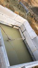 江西隔墙板江西隔断江西围挡轻质墙、砖胎膜