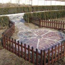 广西玉林pvc花坛护栏厂河北衡水绿色围栏网图片
