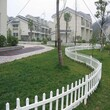 天水pvc塑料栏杆驻马店pvc塑料护栏厂家价格图片