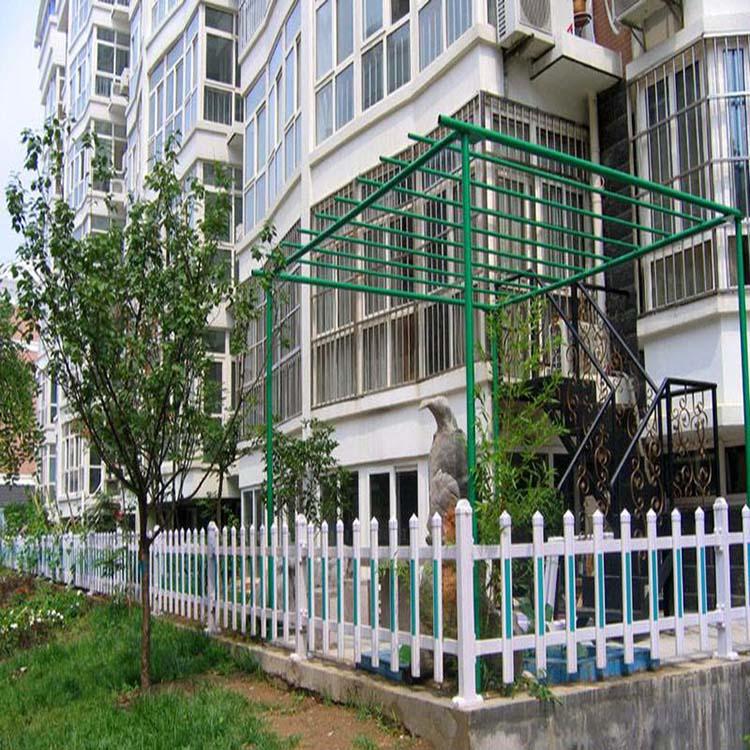 东方花园pvc护栏 龙岩pvc塑料栅栏