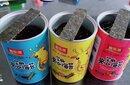 喜乐米芝麻夹心海苔一箱一多少罐?进货价钱是多少?[图片