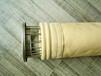 源科厂家直销除尘布袋,亚克力针刺毡除尘布袋