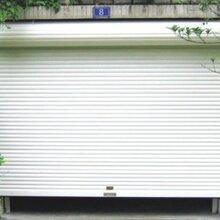 西安卷帘门窗经销部,西安灞桥区安达电动门销售部图片
