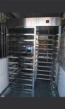 不锈钢通道转闸厂家生产XSS-D120小区旋转闸学校门禁系统旋转闸图片