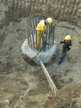 汉沽镁石矿山开采岩石分裂机效果怎样图片