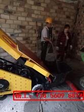 亳州二次构造输送泵楼房浇筑架子专用图片