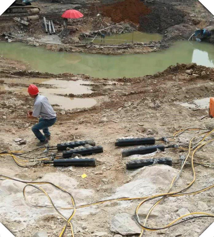 取代剂岩石劈裂机优质服务