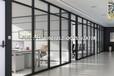 廣州辦公室鋁合金隔墻/荔灣玻璃隔斷/越秀辦公室隔墻/SPACEWALL