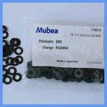 MUBEA170060德国原装进口mubea碟形弹簧/51CrV4/2010.21.1图片