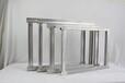 SMT行業專用絲印鋁合金網框制版繃網鋼網框生產廠家