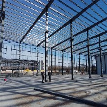 长安区钢结构、钢结构工程--厂家制作安装--大厂家、值得信赖图片