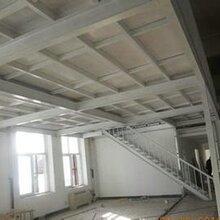 钢结构楼梯、钢结构夹层、钢结构阁楼--石家庄昌盛钢结构图片