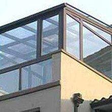桥东区钢结构阳光房、钢结构阳台精心设计、安装制作图片