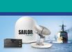 海事卫星五代星高宽带应急通信产品2兆-8兆卫星宽带Ka波段系统SAILOR100GX
