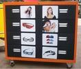 扬中电影院眼镜消毒柜专用句容3D眼镜消毒柜