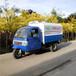 河北石家莊正定定制電動垃圾車安全可靠