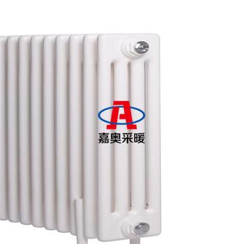 QFGZ412四柱散热器A钢管柱式散热器A钢四柱暖气片参数