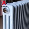 煤改电钢三柱散热器qfgz306钢三柱散热器厂家供应水暖钢三柱