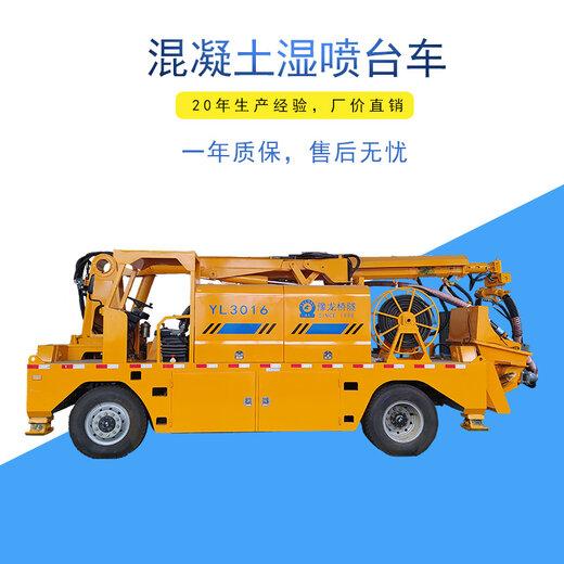 北京多功能濕噴機械手價格