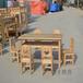 廠家直銷幼兒園兒童雙層學習課桌