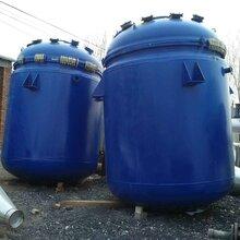 高价回收搪瓷反应釜