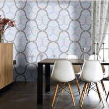 廣東順德馬賽克瓷磚廠供應黑白馬賽克瓷磚貼圖圖片