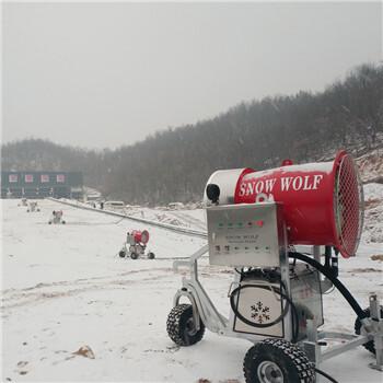 人工造雪机成本低国产高温小型造雪机厂家