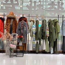 廣州品牌尾貨素言冬裝圖片