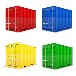 供青海格尔木集装箱和西宁拼装箱工程