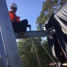 出国劳务雇主直招建筑工钢筋工工资月发安全有保障图片