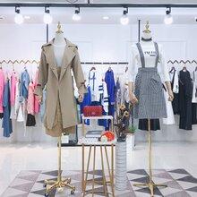 上海品牌拉夏貝爾旗下普埃拉20春裝上市專柜女裝折扣貨源庫存低價走份批發圖片