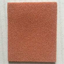 各種孔徑泡沫銅油水分離泡沫銅導熱散熱泡沫銅電池電極材料圖片