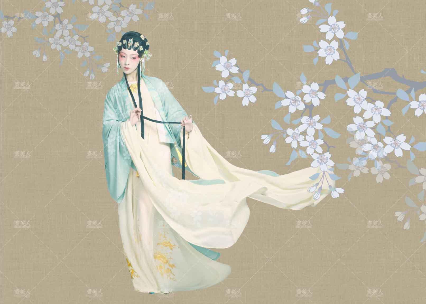 北京个人写真古装摄影古装写真闺蜜写真情侣写真艺术照