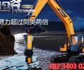 河北秦皇岛玉矿开采坚硬板材大型岩石劈裂机