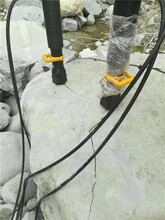 咸宁市房地产基坑开挖破石劈裂机图片