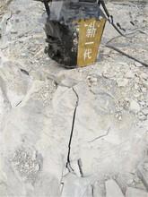 比破碎锤打石快的分裂机比膨胀剂分的深玉溪市图片