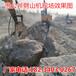 内蒙古包头稀土矿建筑石材开采岩石劈裂机阿里巴巴有卖吗