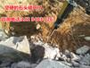 錫林郭勒盟爆破巖石破碎裂石機提高利用率