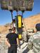 巴彦淖尔地基改造混凝土拆除机器石方开挖机械