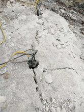 咸宁市硬石头打不动有什么好办法液压碎石设备图片