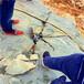 烏蘭察布市巖石分解新款開山機日產石料多少方