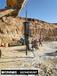 株洲市有什么好方法可以開采礦石新型破石頭機