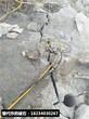 地基预裂硬石头分石机多少钱图片
